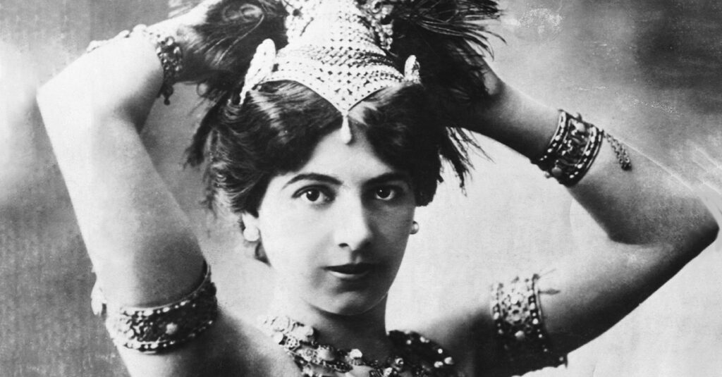 Entrancing Facts About Mata Hari, The Seductive Spy