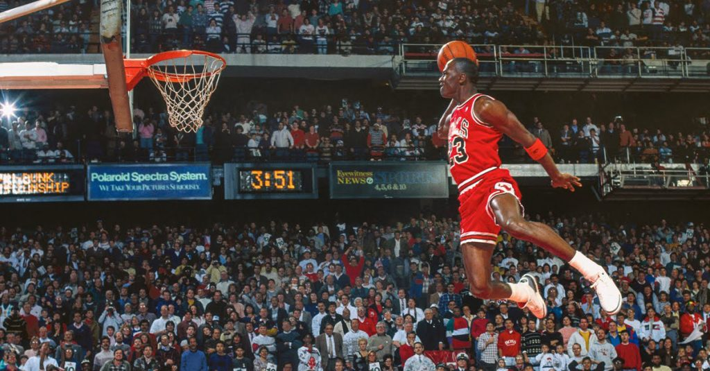 34 Great Facts About Michael Jordan
