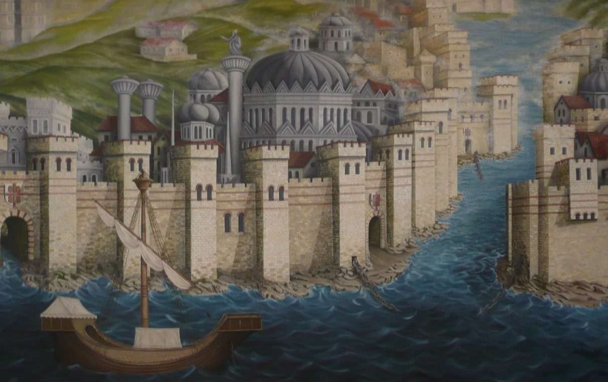 Constantinople facts