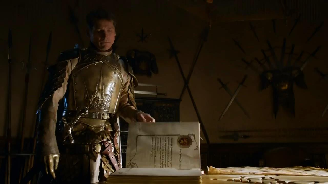 Jaime Lannister facts