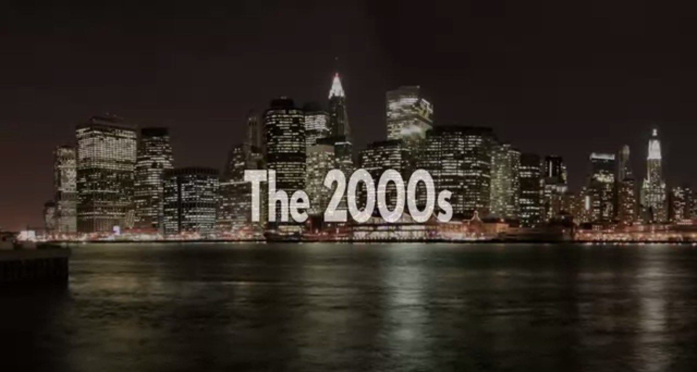 nostalgia about the '00 facts