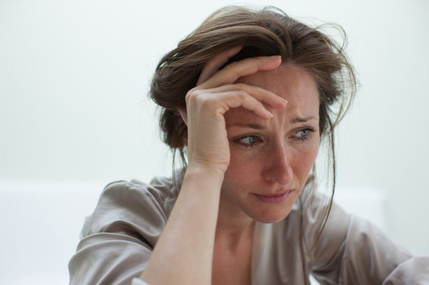 Divorce Woman Sad Story