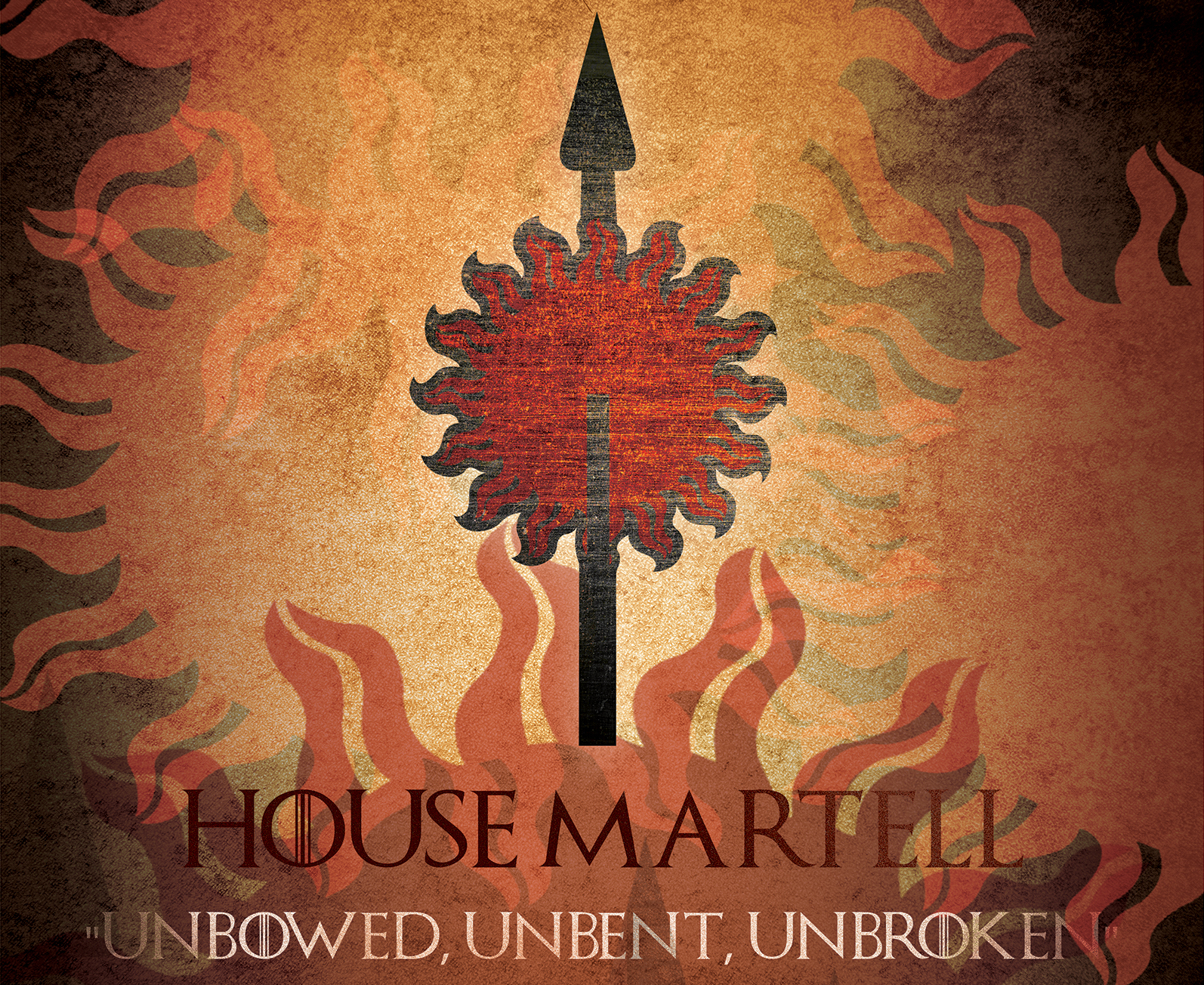 House Martell facts