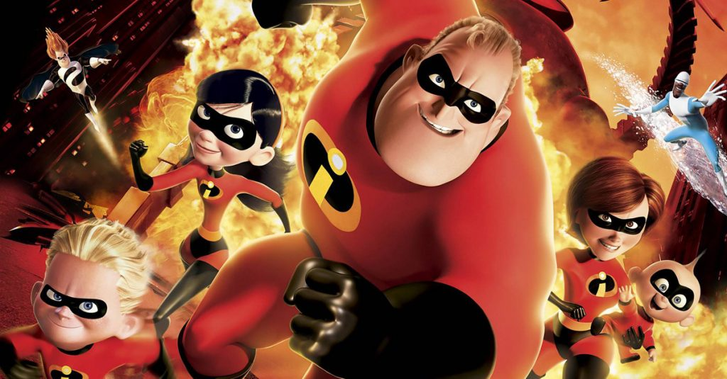 40 Animated Facts About The Incredibles Movies