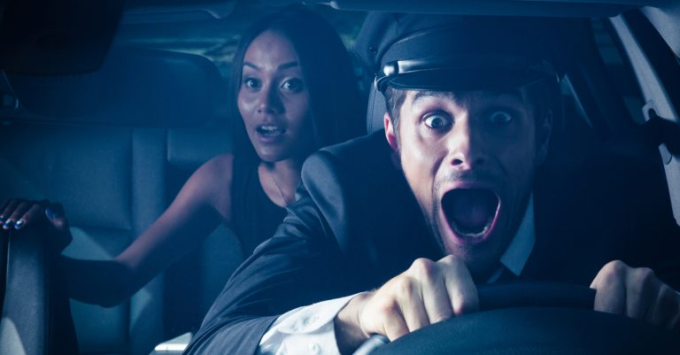 Uber Drivers Admit The Weirdest Passengers They've Ever Had To Deal With