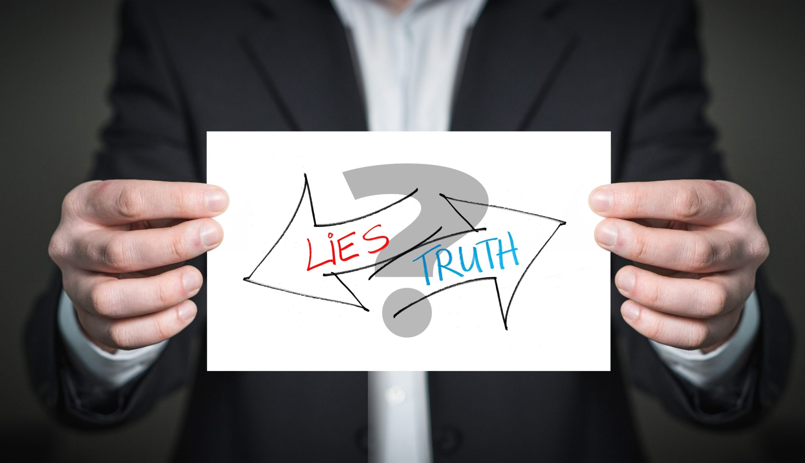 Lies And Deception Facts