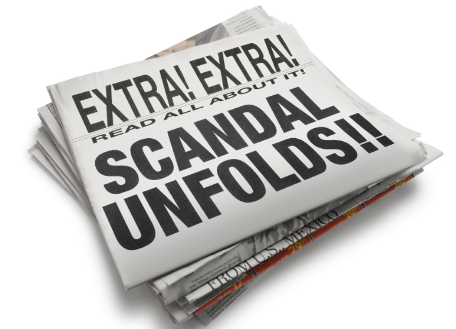 Unresolved Scandals facts