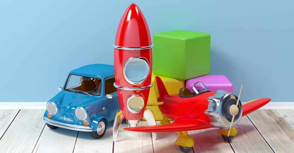42 Playful Facts About Toys