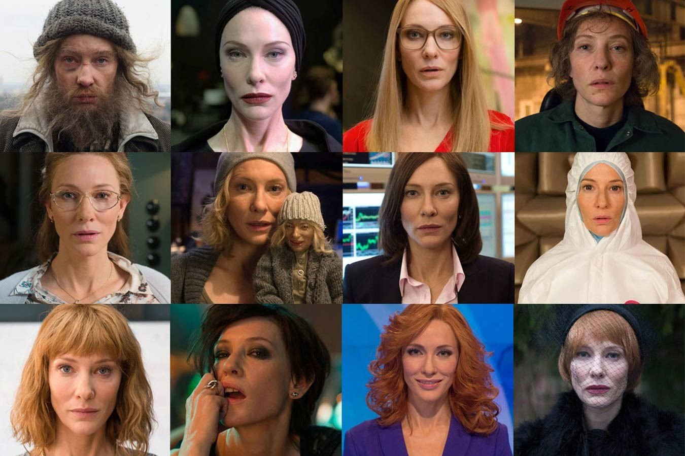Cate Blanchett facts