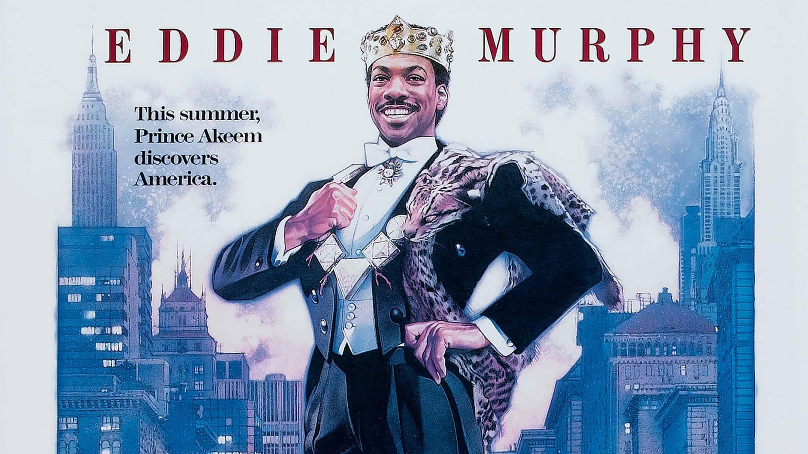Eddie Murphy facts