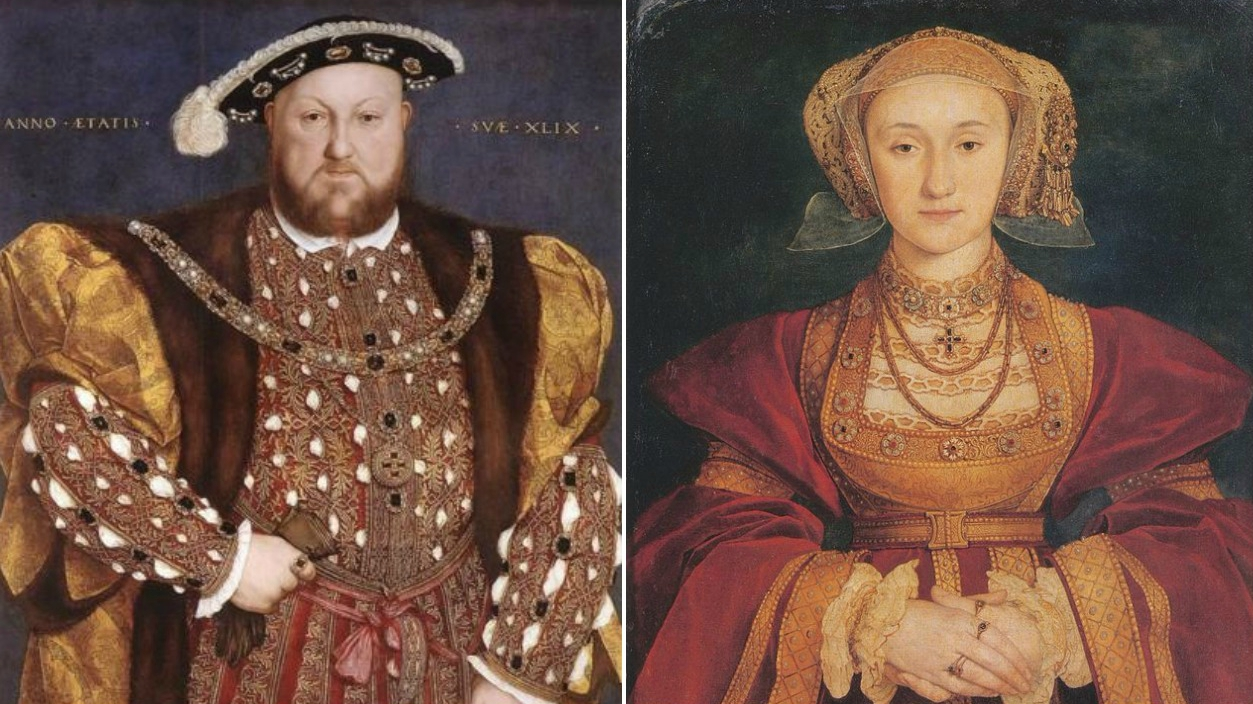 Anne of Cleves facts