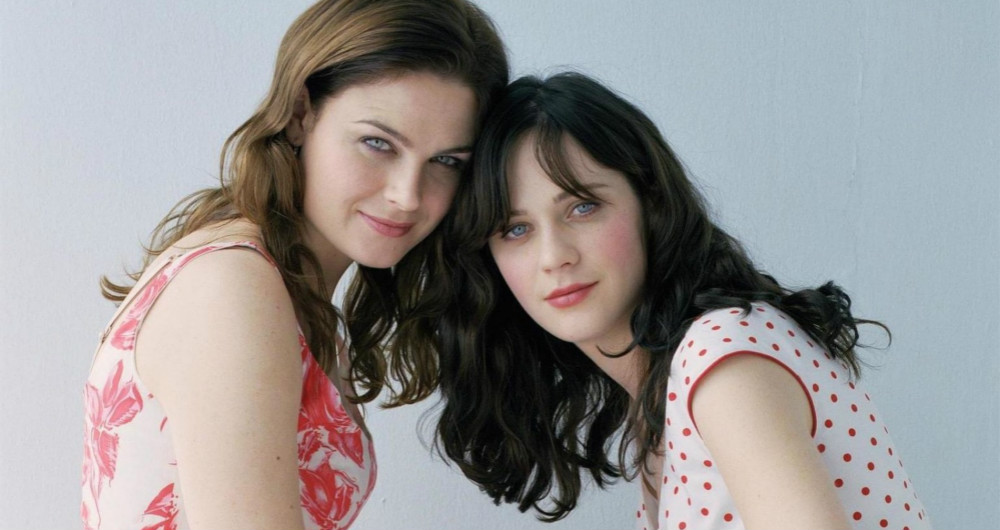 25 quirky facts about zooey deschanel. Black Bedroom Furniture Sets. Home Design Ideas