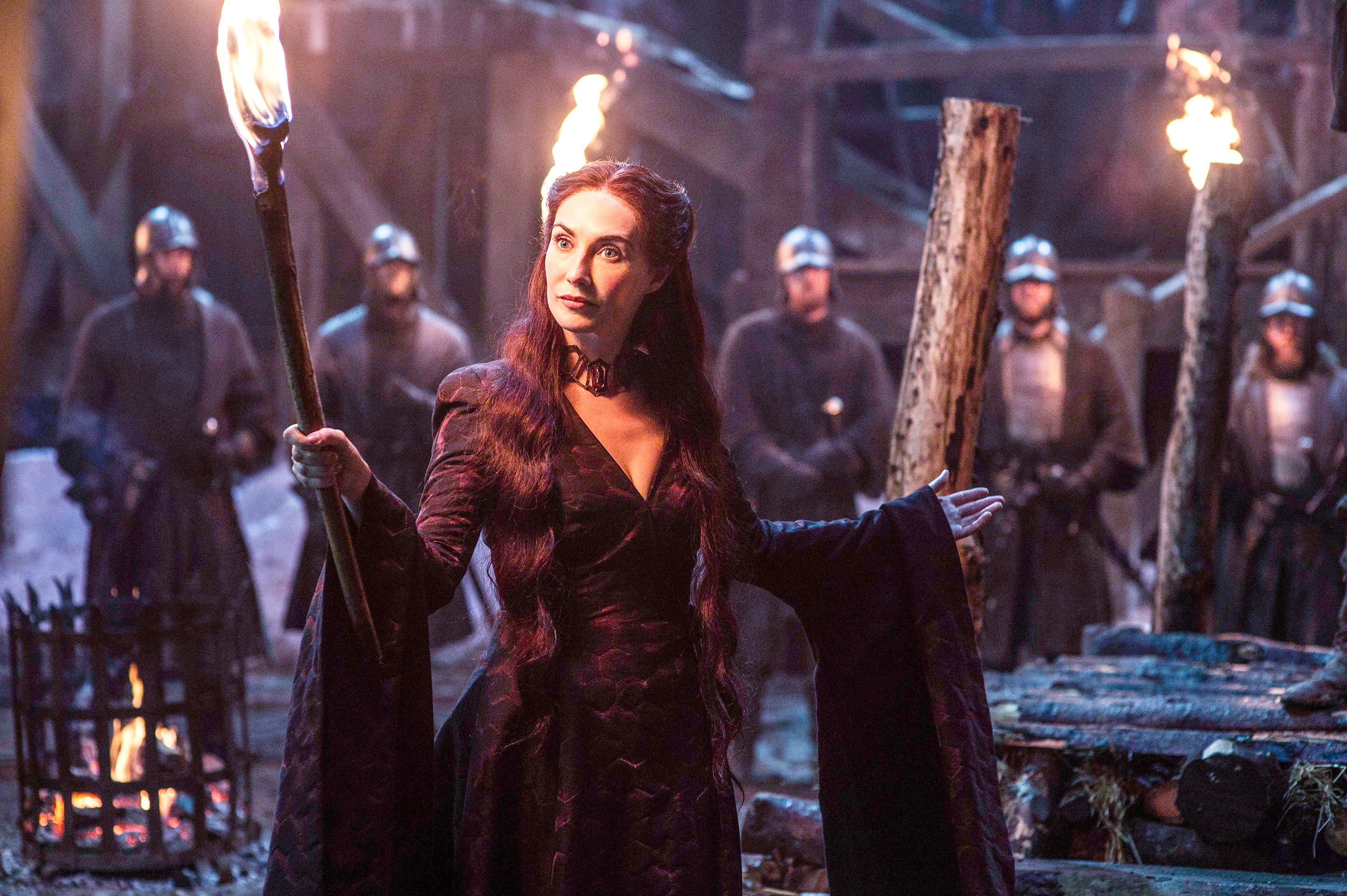 26 Unearthly Facts About Melisandre, The Red Priestess Of