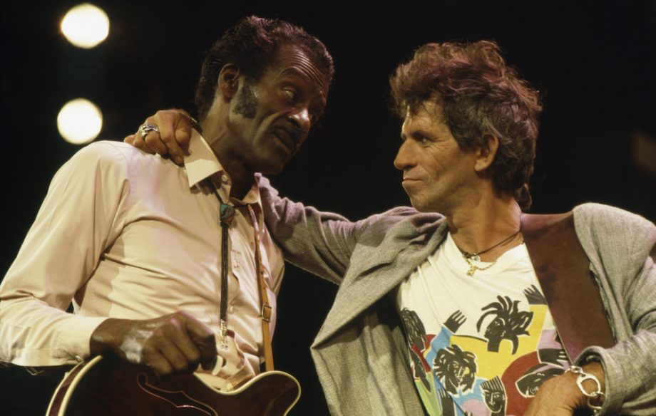 Keith Richards Facts