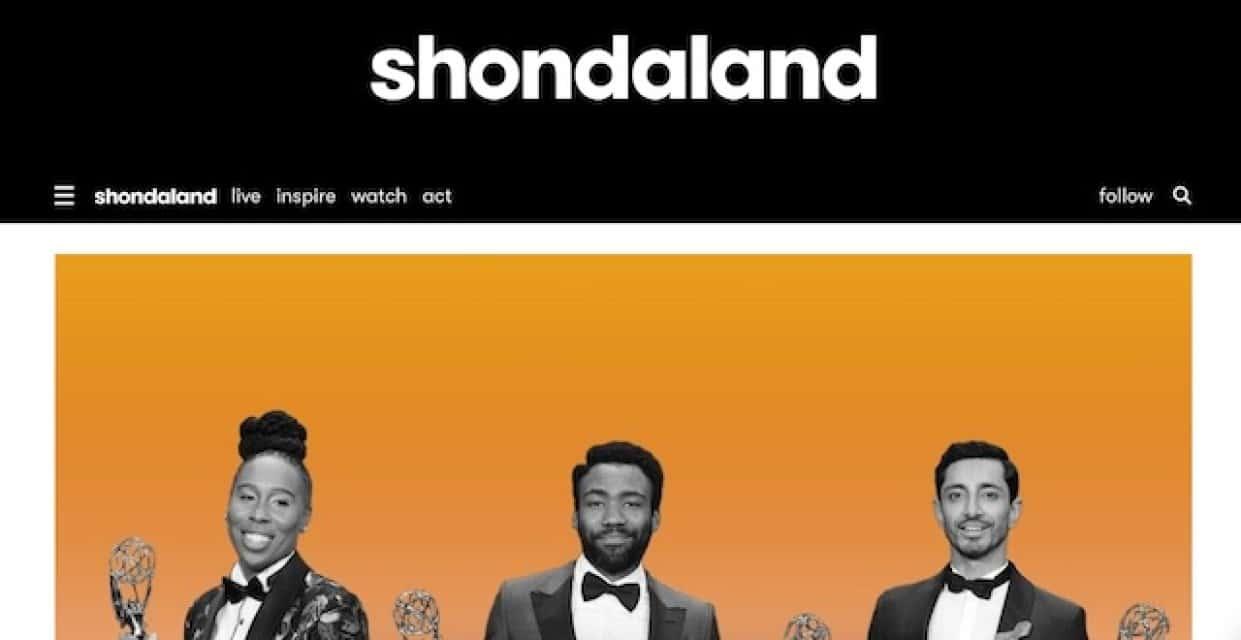 Shondaland facts