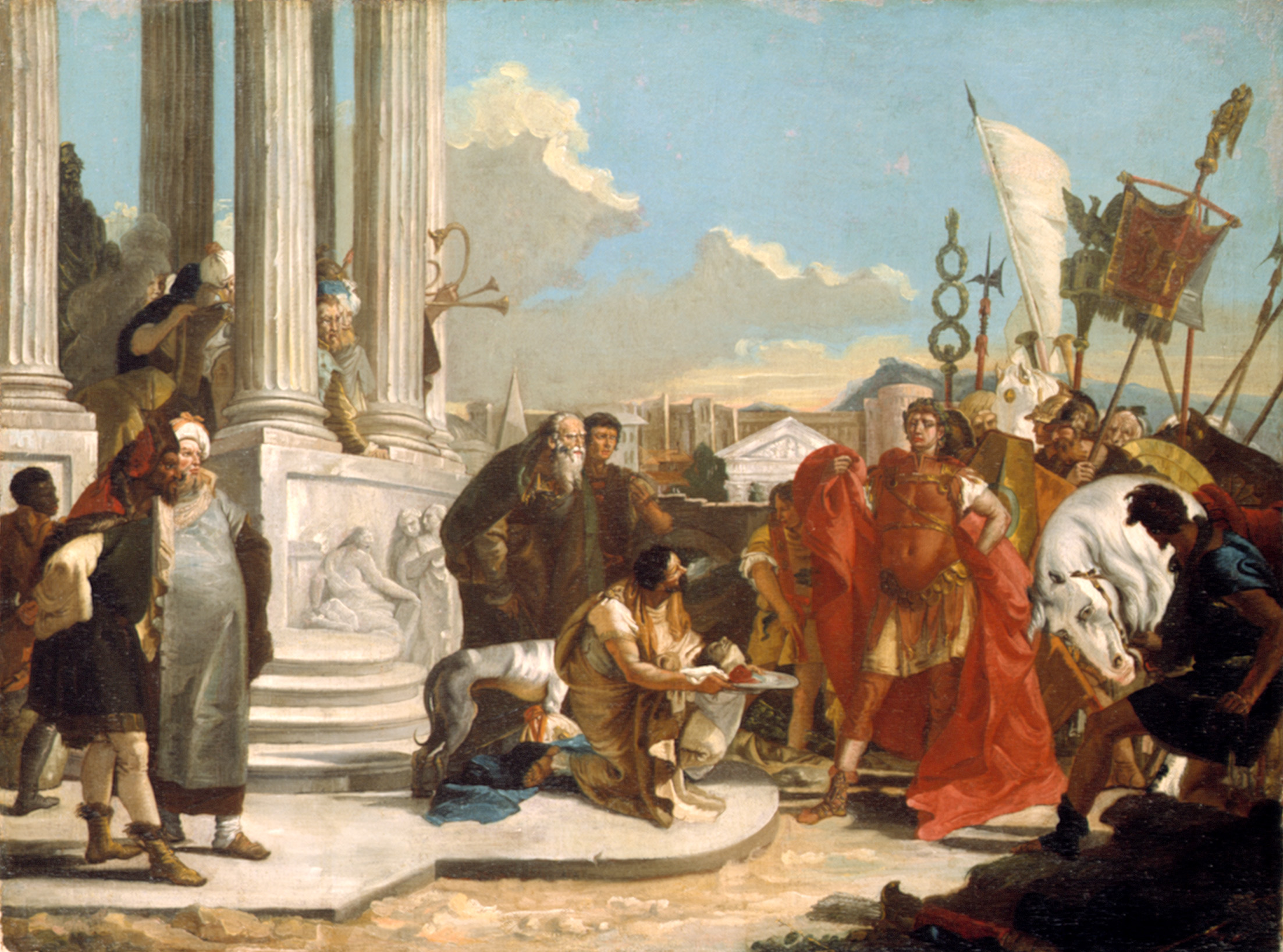 Augustus, The First Emperor Of Rome facts