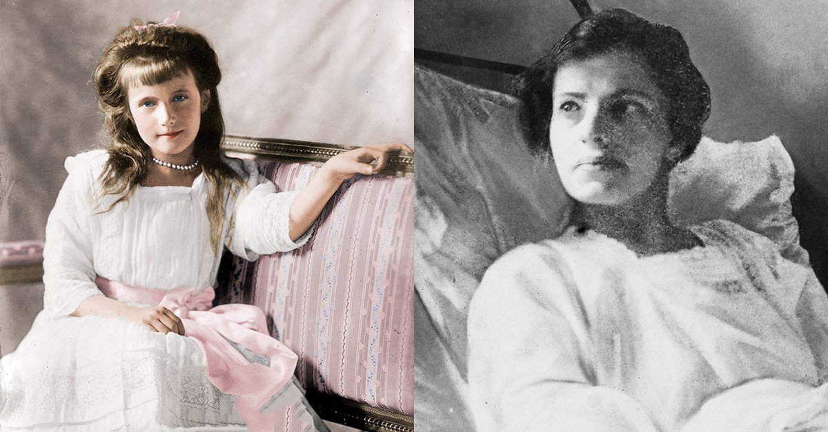 42 Tragic Facts About Anastasia Romanov The Lost Princess