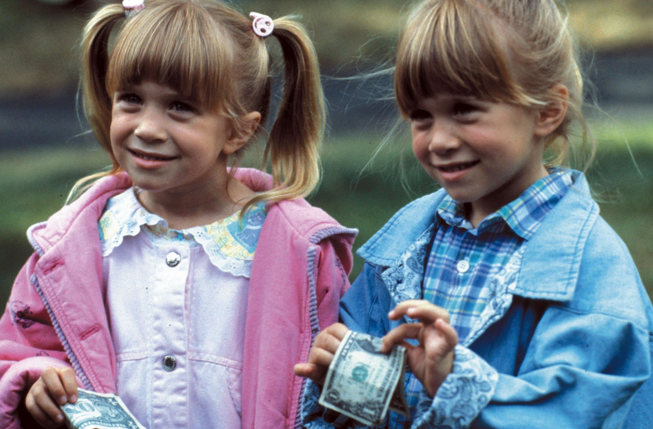 Mary-Kate and Ashley Olsen facts