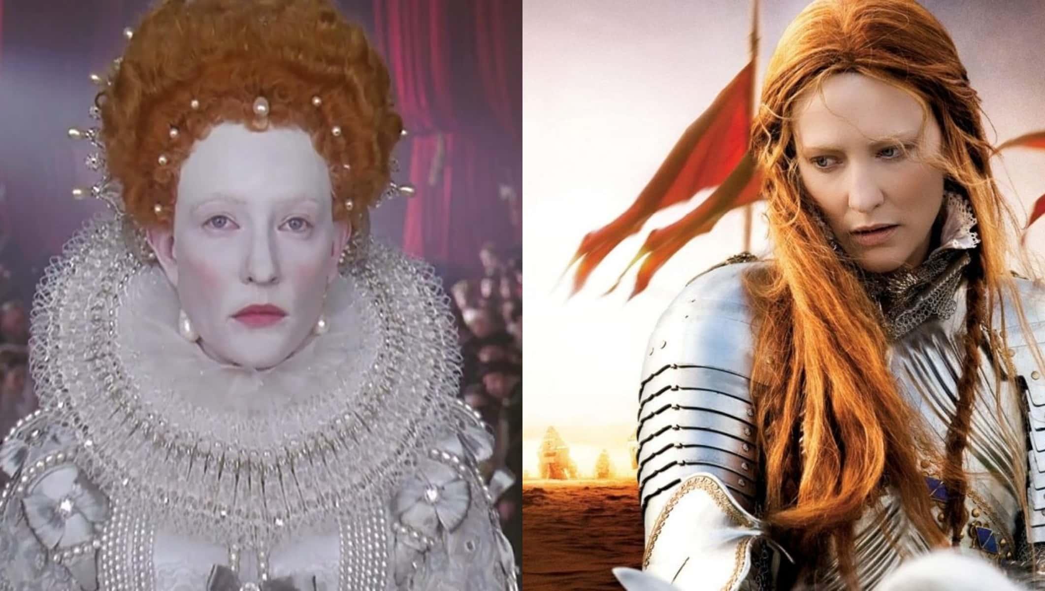 Cate Blanchett facts
