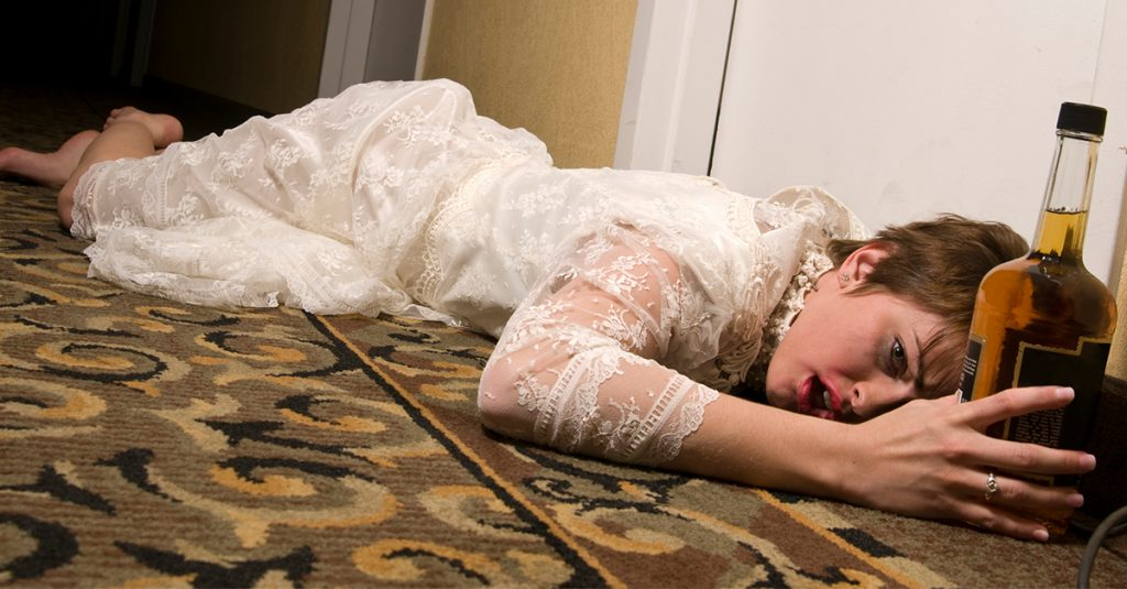 People Share the Worst Thing They Witnessed At A Wedding