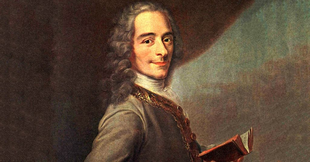 42 Enlightening Facts About Voltaire, The Renegade Philosopher