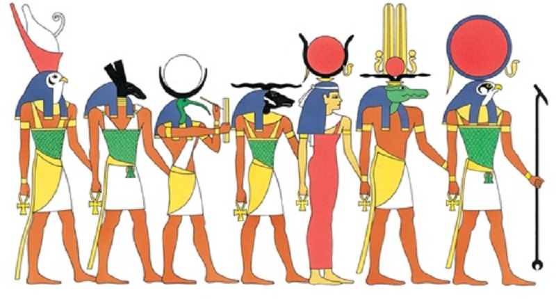 Egyptian Gods facts