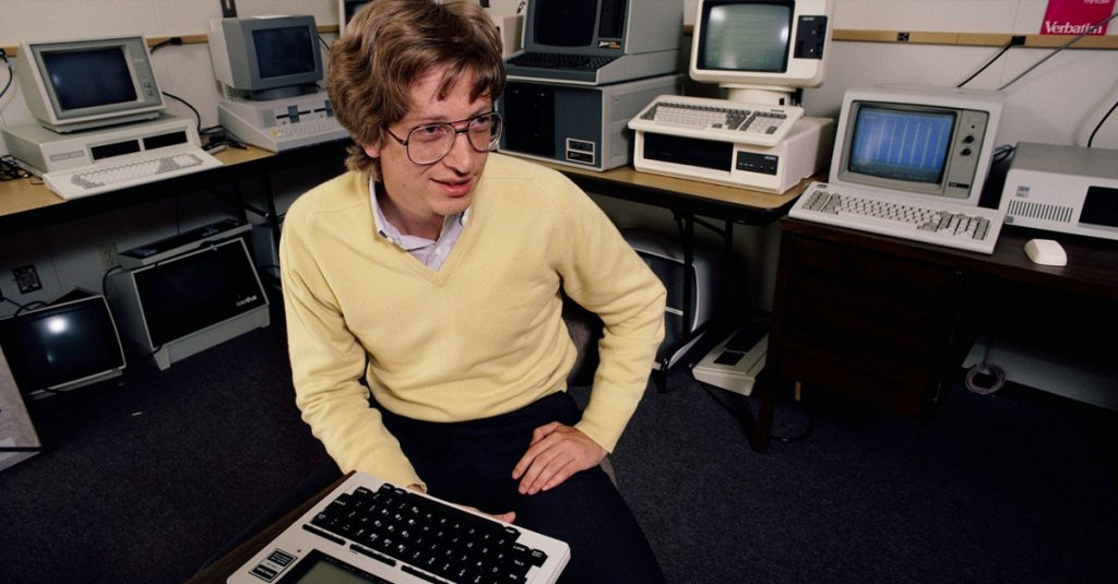 42 Little-Known Facts About Bill Gates