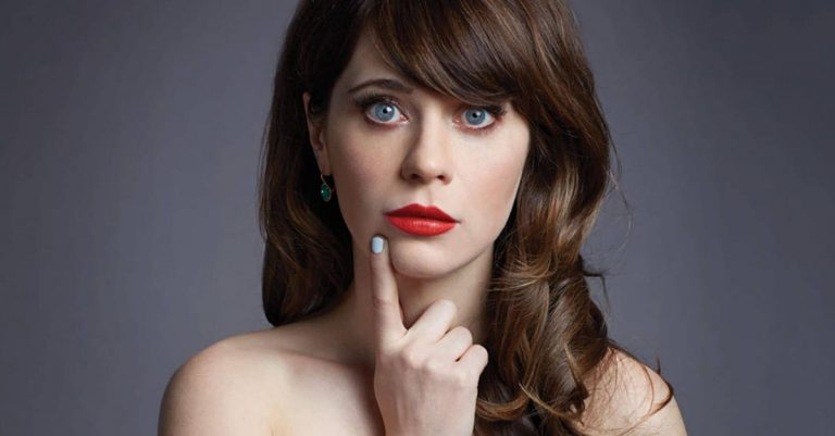 Zooey Deschanel Facts
