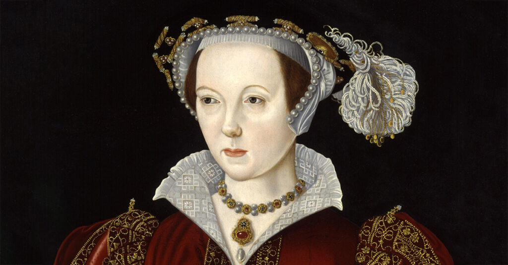 Unseemly Facts About Catherine Parr, The Last Wife Of Henry VIII