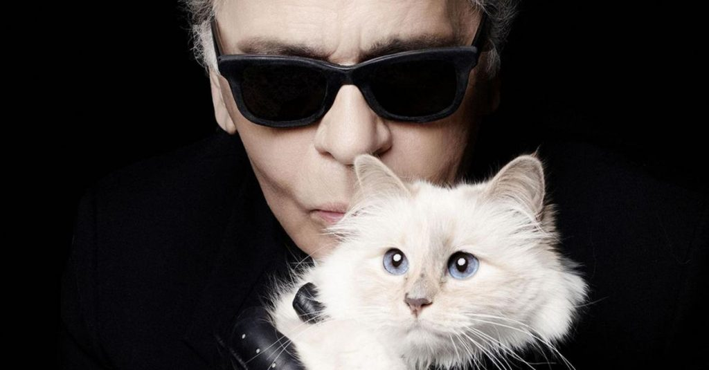42 Fashionable Facts About Karl Lagerfeld