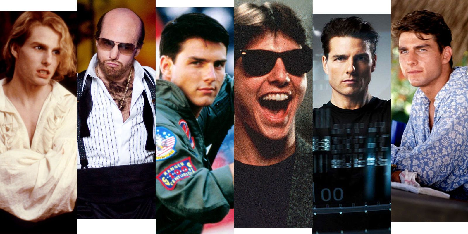 Tom Cruise Films facts
