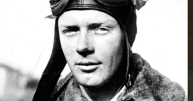 Charles Lindbergh Facts