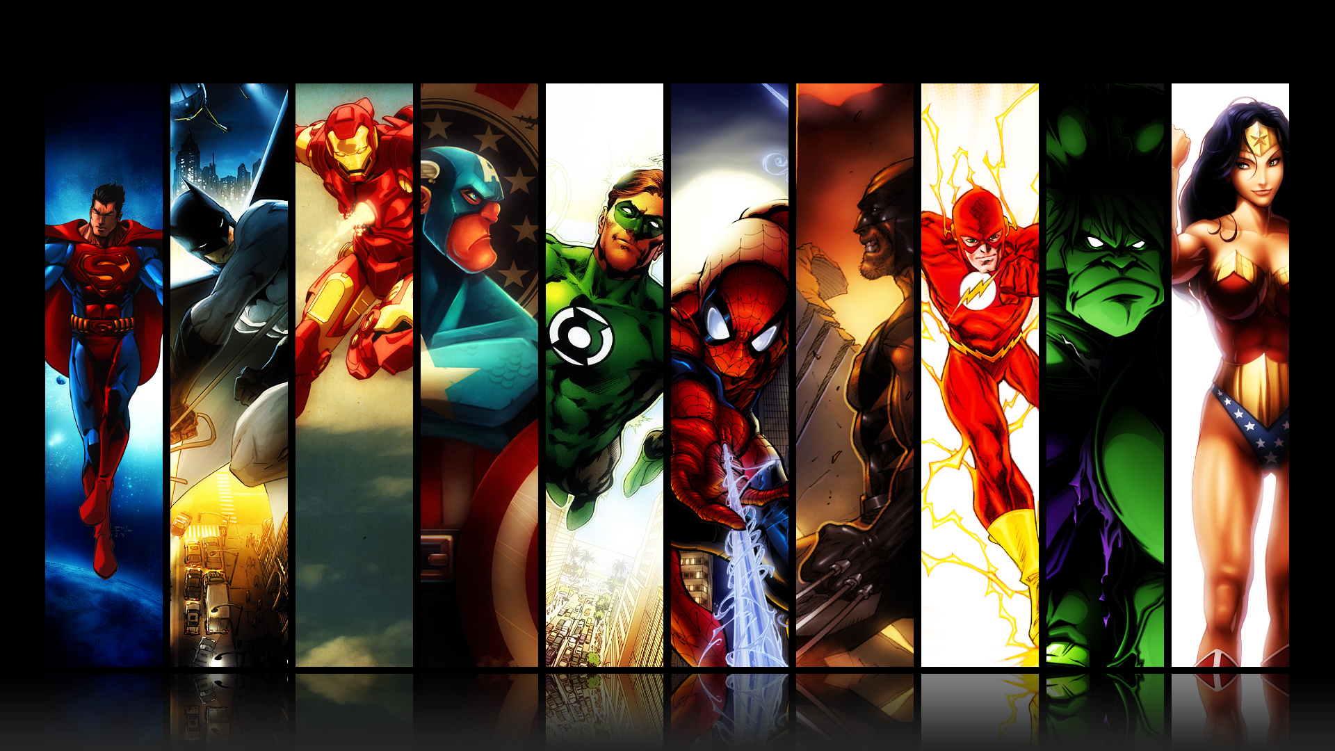 Superhero Origin Stories Facts