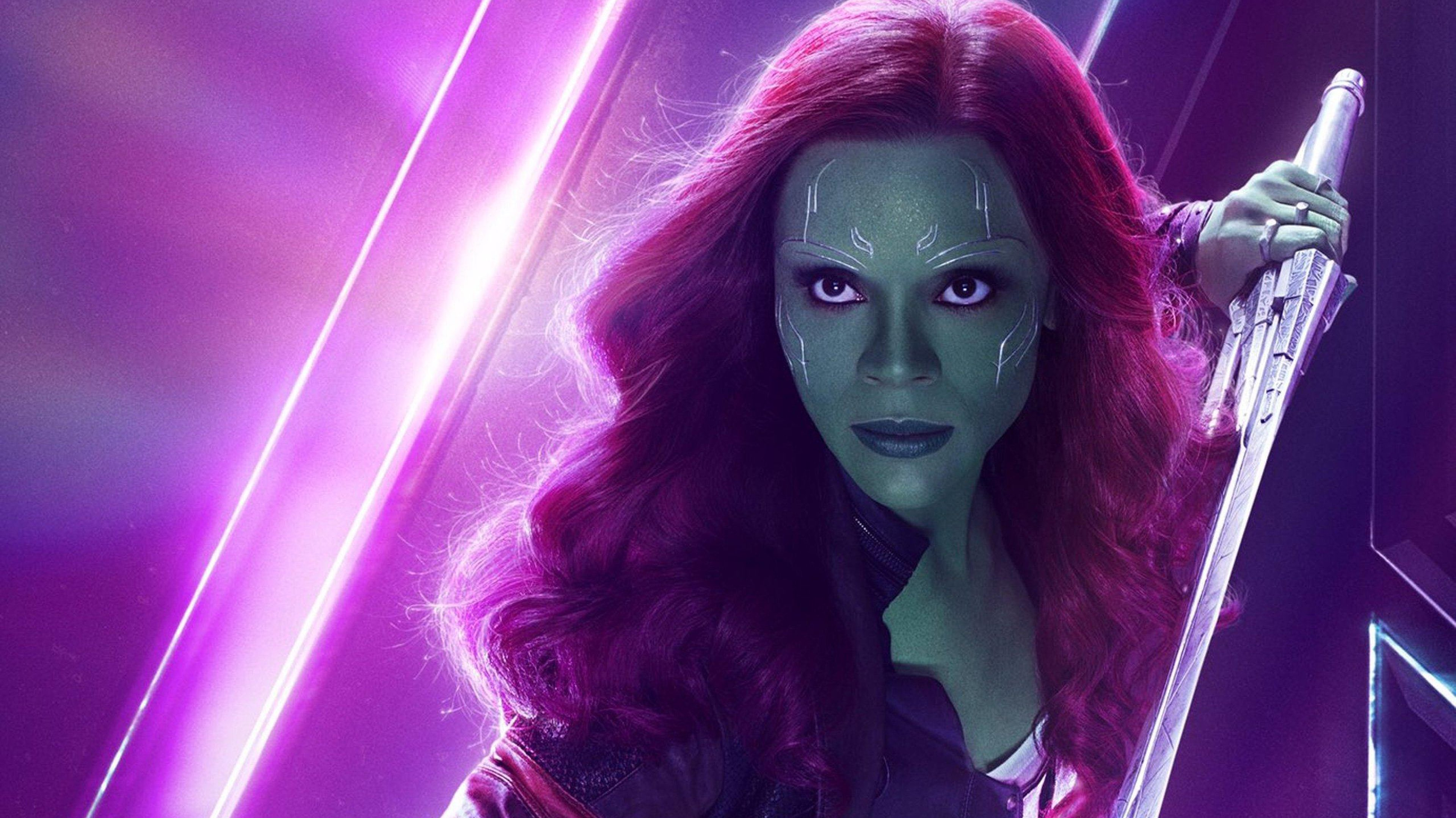 Gamora facts