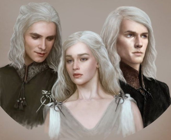 House Targaryen Facts