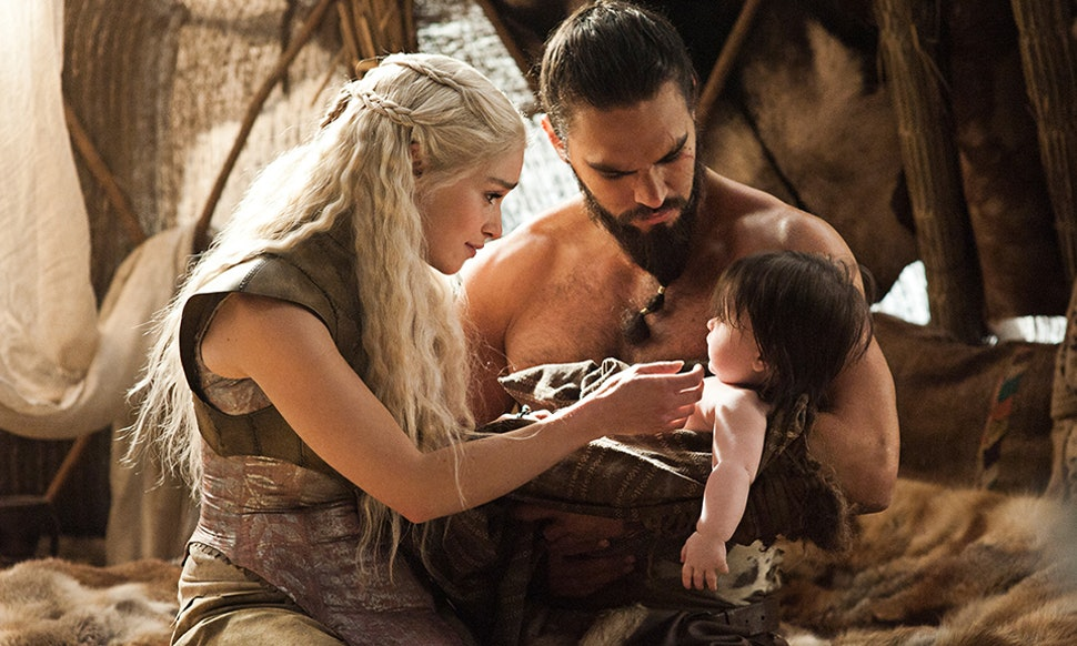 Khal Drogo facts