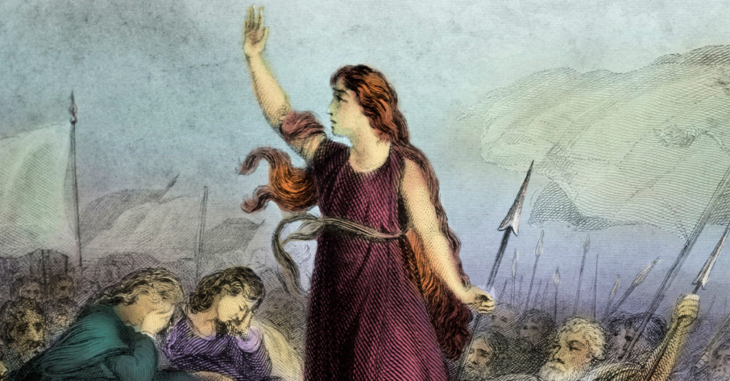 Valiant Facts About Queen Boudica, The Scourge Of The Romans