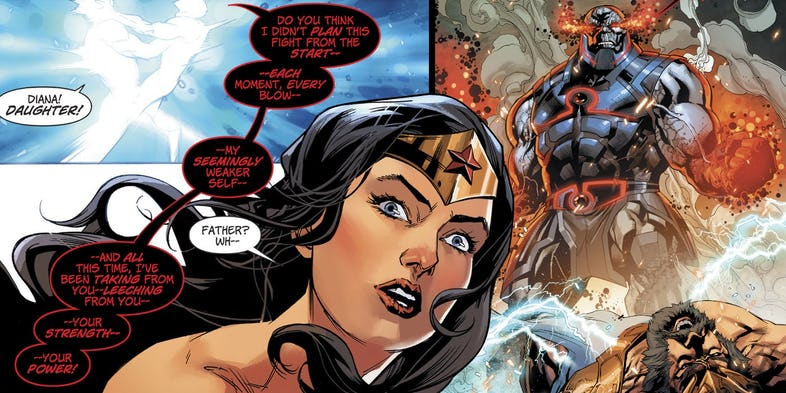 Wonder Woman facts
