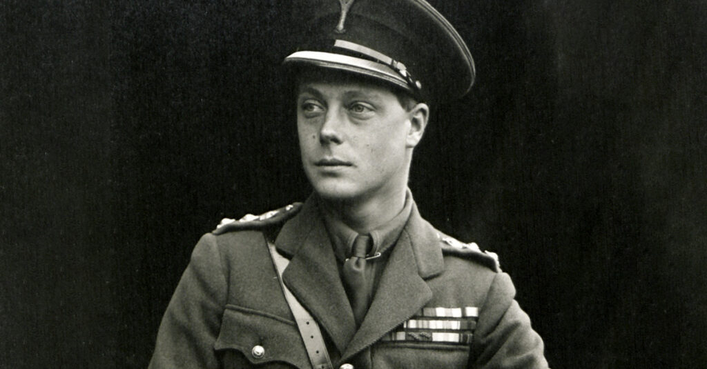 Scandalous Facts About Edward VIII, The King Who Lost His Crown