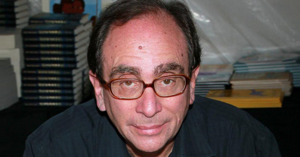 42 Spooky Facts About R.L. Stine