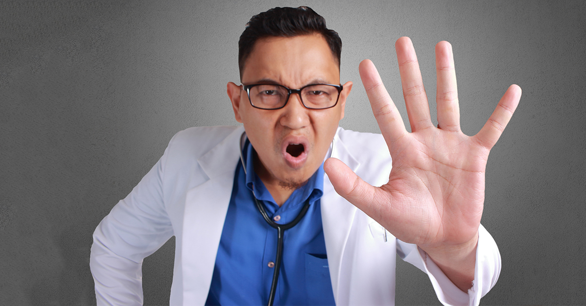 Weirdest Things Doctors Experience
