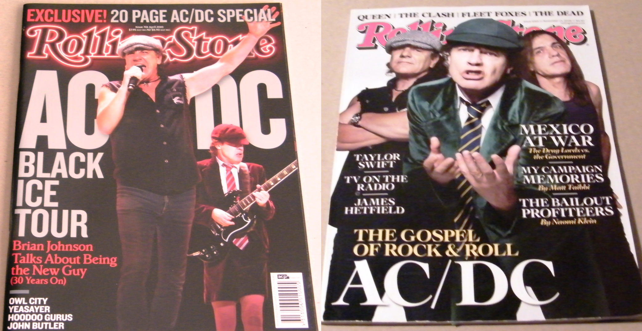 42 Thunderstruck Facts About AC/DC