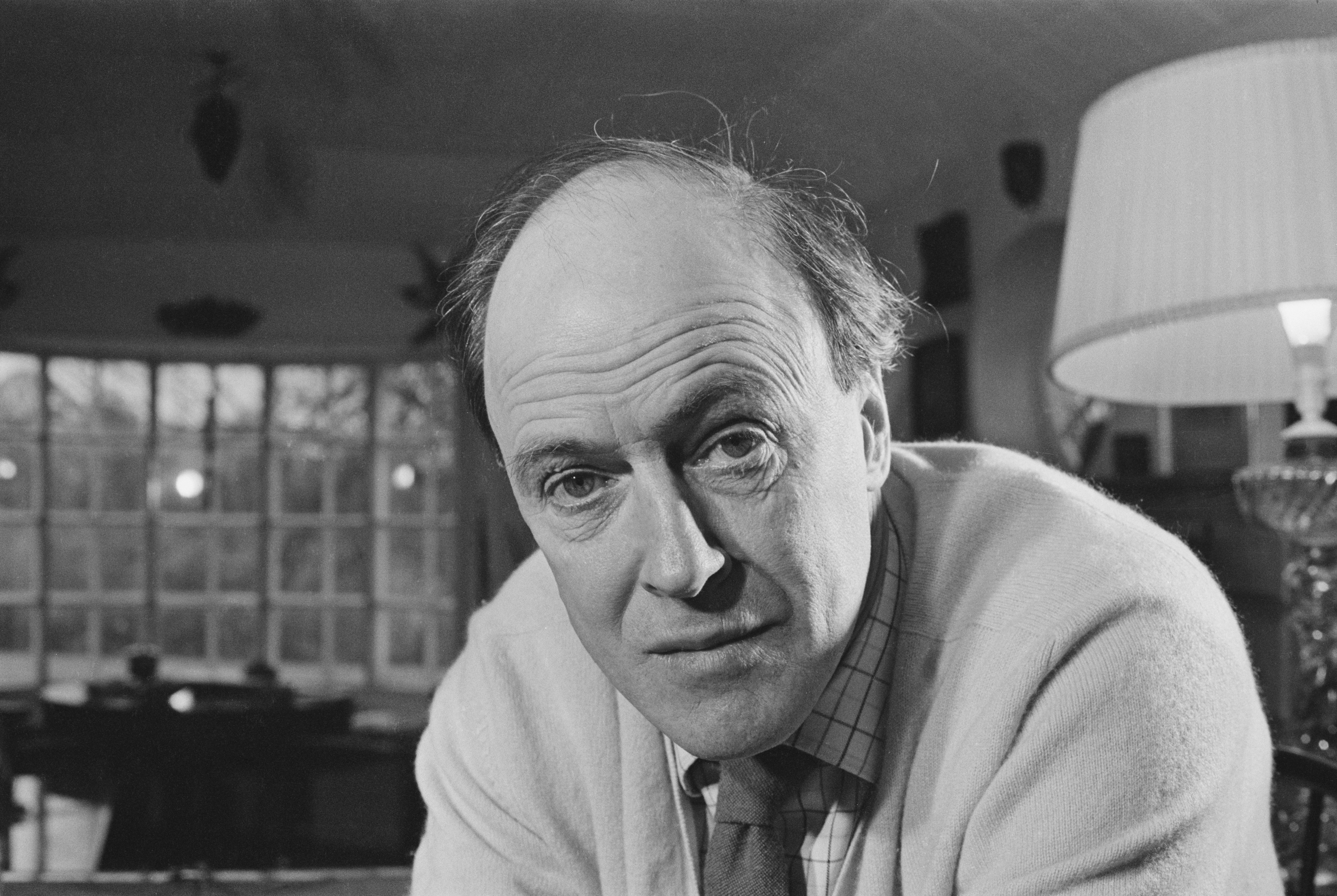 Roald Dahl facts