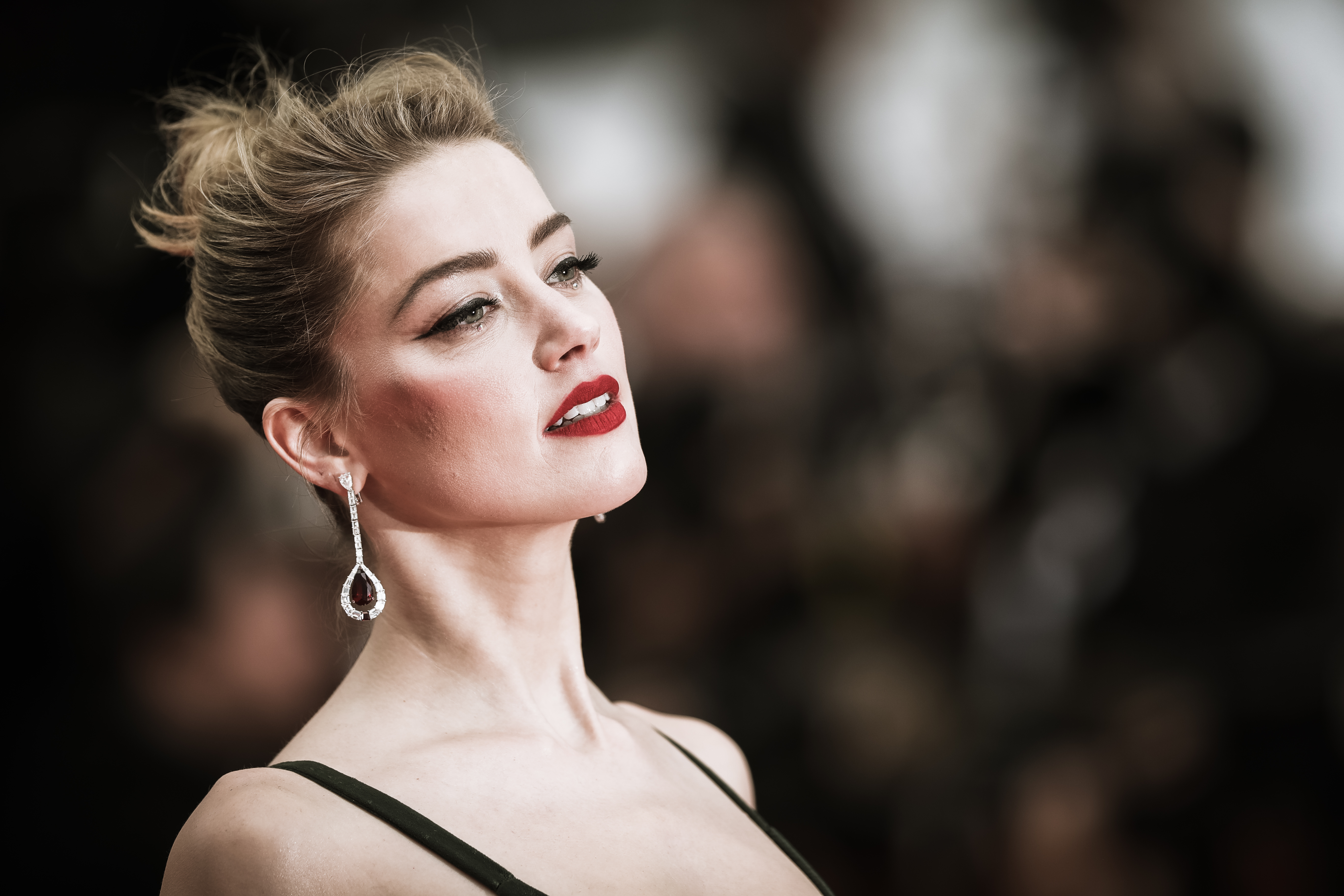 Alternative View In Colour - The 71st Annual Cannes Film Festival. Amber Heard.