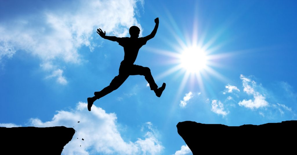 Lucky People Reveal The Time They Took A Leap Of Faith And It Paid Off