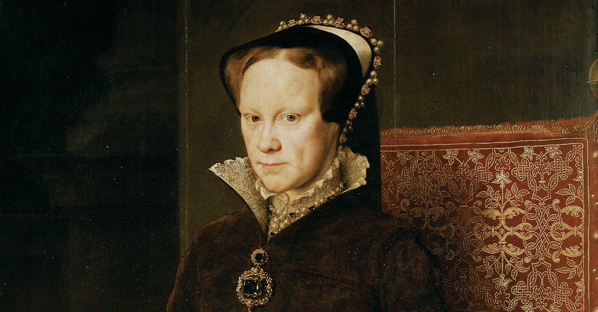 mary i facts