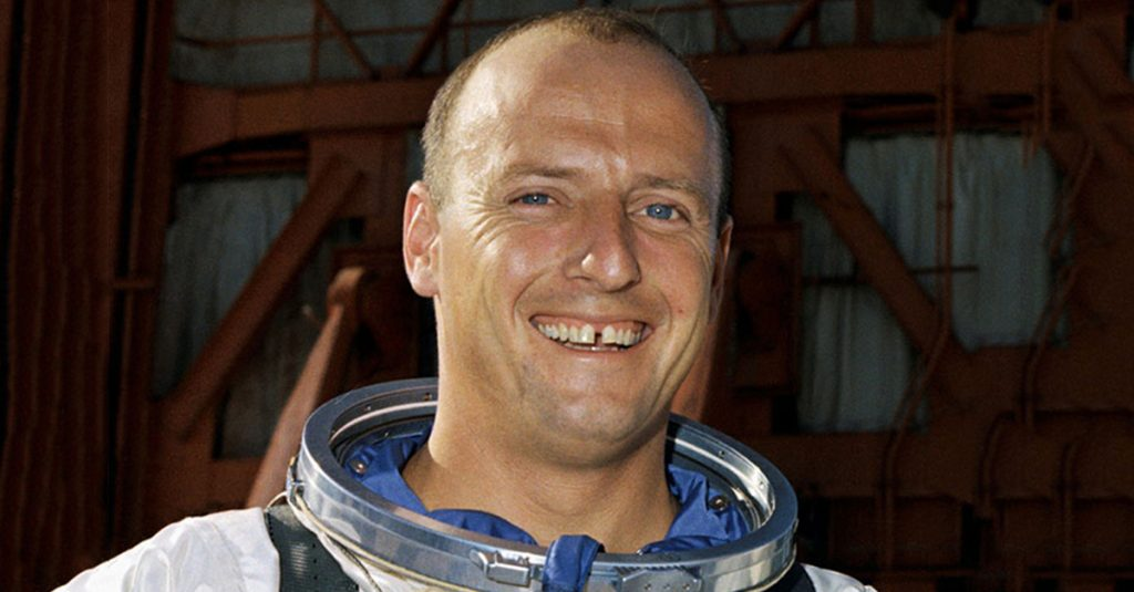 The Clown Who Walked On The Moon: The Story Of Astronaut Pete Conrad