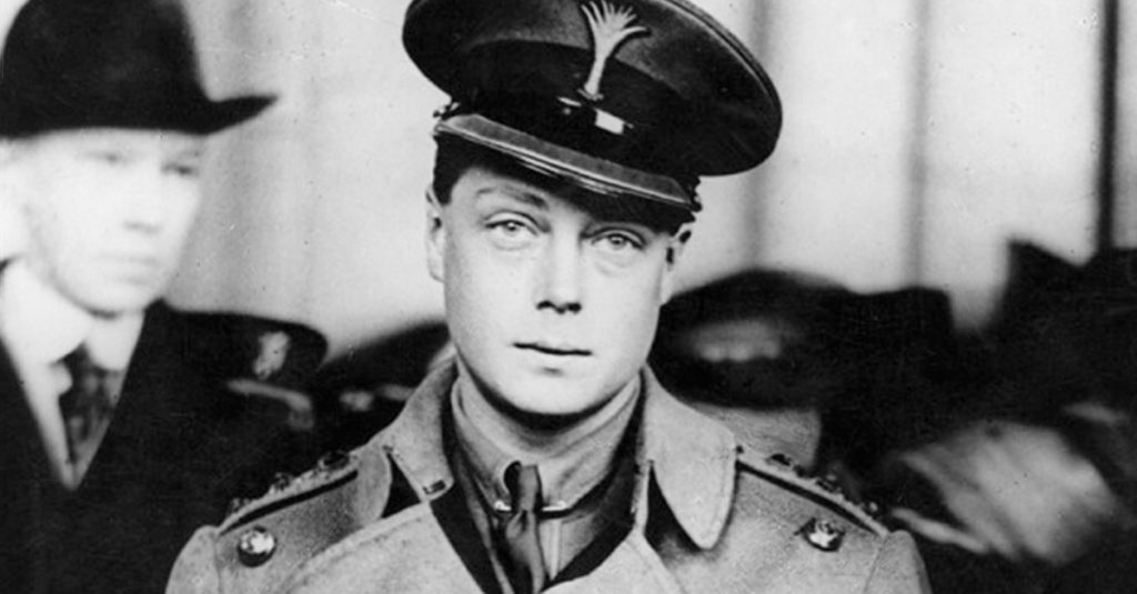 43 Scandalous Facts About Edward VIII, The King Who Lost His Crown