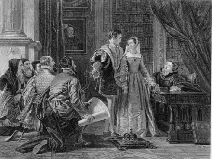 Lady Jane Grey Facts