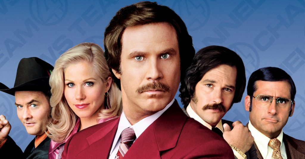 42 Classy Facts About Anchorman: The Legend of Ron Burgundy